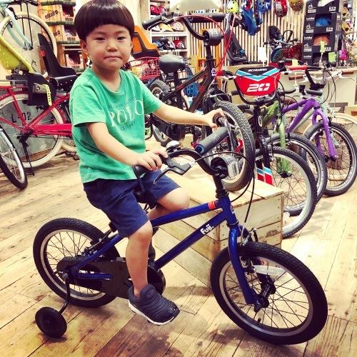 『LIPIT KIDS』KIDS キッズバイク おしゃれ子供車 おしゃれ自転車 オシャレ子供車 子供車 fuji フジ ACE16 トーキョーバイク マリン ドンキーjr コーダブルーム_b0212032_18494607.jpeg
