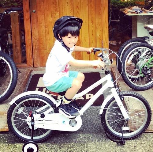 『LIPIT KIDS』KIDS キッズバイク おしゃれ子供車 おしゃれ自転車 オシャレ子供車 子供車 fuji フジ ACE16 トーキョーバイク マリン ドンキーjr コーダブルーム_b0212032_18503816.jpeg