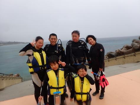 10月15日賑やかに海遊び!!_c0070933_21184243.jpg