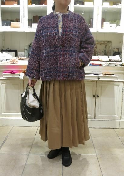 2018年 オニールオブダブリン ウール3個ベルトキルトスカートです。_c0227633_15390133.jpg