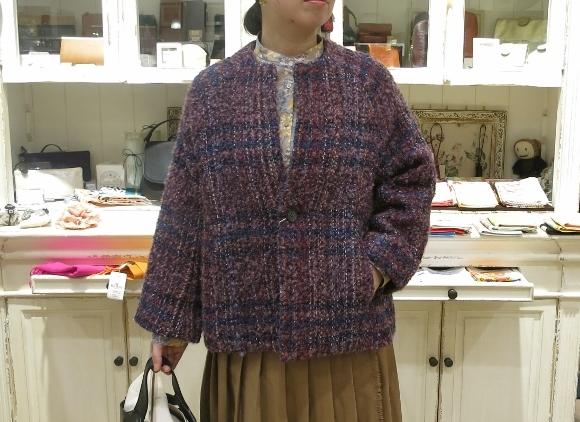 2018年 オニールオブダブリン ウール3個ベルトキルトスカートです。_c0227633_15391956.jpg