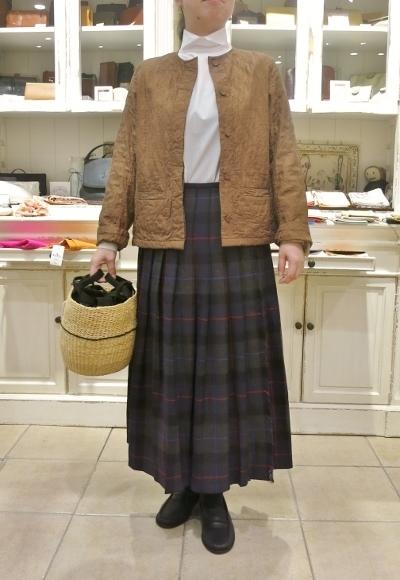2018年 オニールオブダブリン ウール3個ベルトキルトスカートです。_c0227633_17563990.jpg