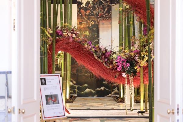 ハウステンボス 花の世界大会 空間装飾(特別展示)_b0221139_09570773.jpg
