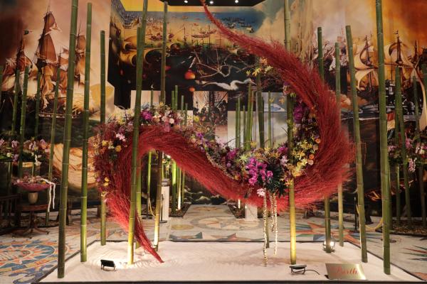 ハウステンボス 花の世界大会 空間装飾(特別展示)_b0221139_09571015.jpg