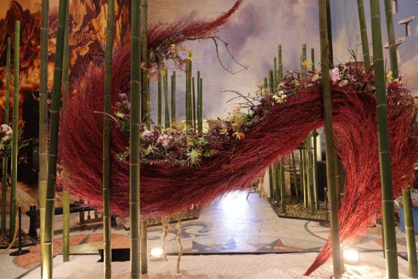 ハウステンボス 花の世界大会 空間装飾(特別展示)_b0221139_09571161.jpg
