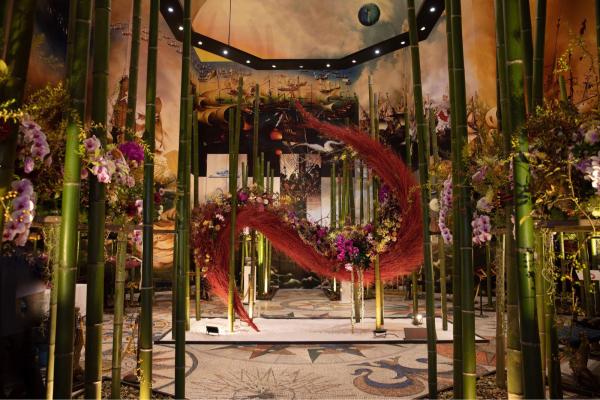 ハウステンボス 花の世界大会 空間装飾(特別展示)_b0221139_09573630.jpg