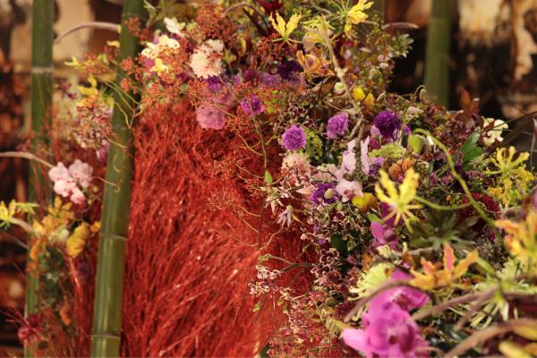 ハウステンボス 花の世界大会 空間装飾(特別展示)_b0221139_09584737.jpg