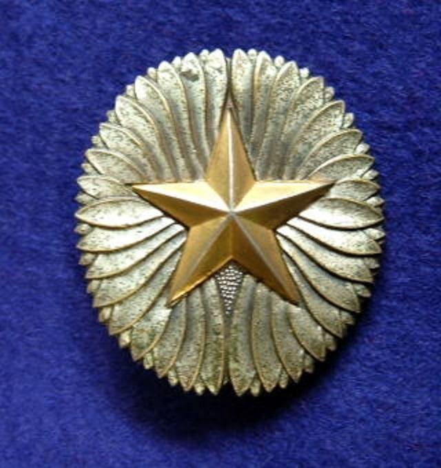 陸軍大学校卒業徽章(レプリカ)...
