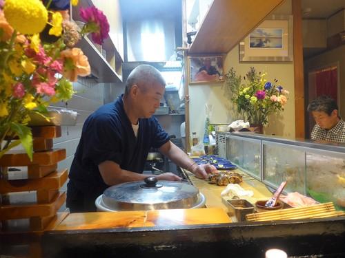 住所非公開「ボブ寿司」へ行く。_f0232060_0183872.jpg