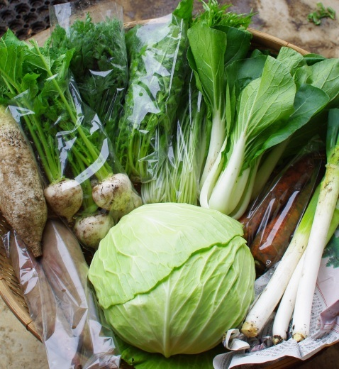今週の野菜セット(10/16~10/20着)_c0110869_12031789.jpg