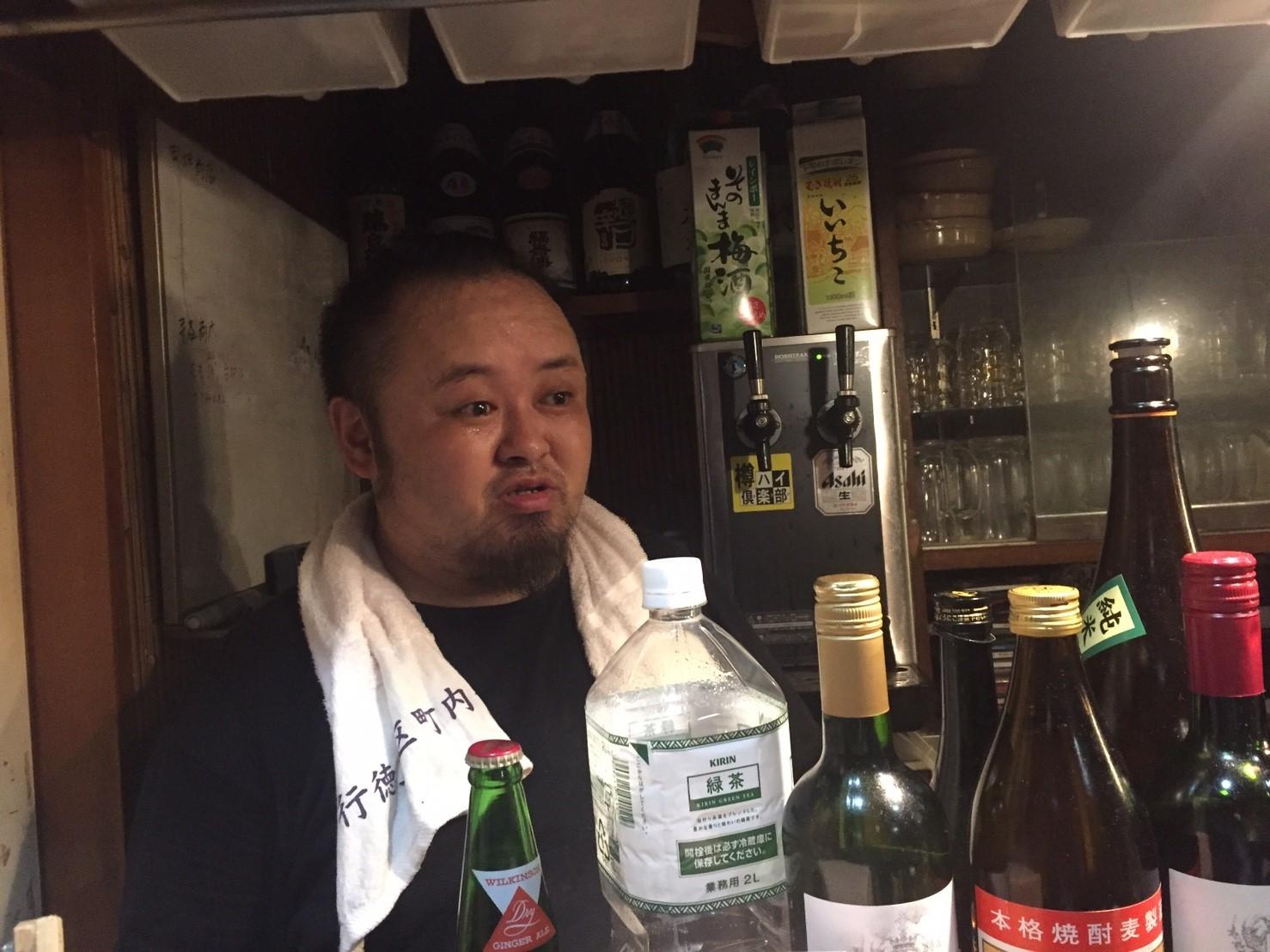 yakitori酒場トリコ  4周年_e0115904_03014308.jpg