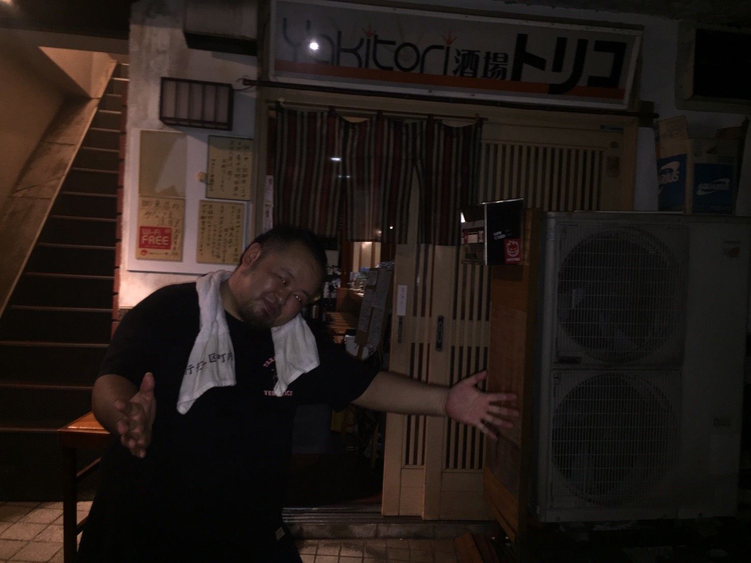 yakitori酒場トリコ  4周年_e0115904_03014435.jpg