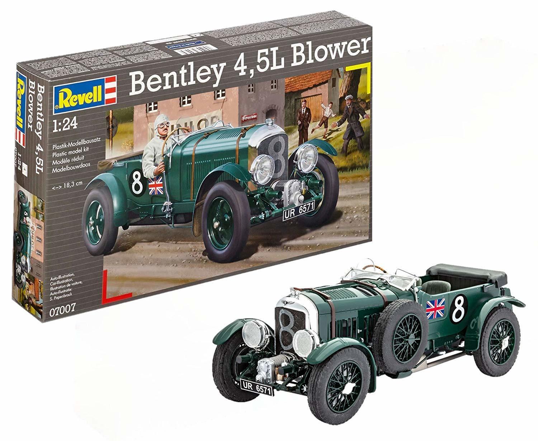 Revell 1/24th scale Bentley 4,5L Blower_b0029315_12244108.jpg