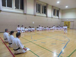 西町教室 秋期昇級審査会_c0118332_22342197.jpg