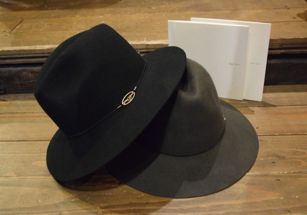 """Nine Tailor"" felt hat!!_c0355834_19061261.jpg"