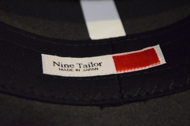 """Nine Tailor"" felt hat!!_c0355834_19063687.jpg"
