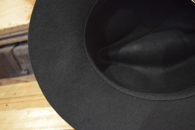 """Nine Tailor"" felt hat!!_c0355834_19064340.jpg"