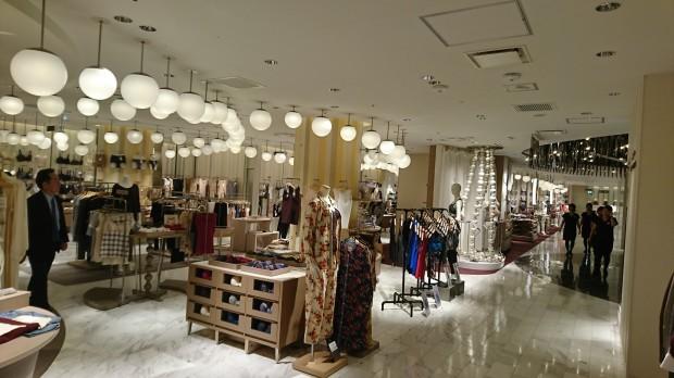 伊勢丹新宿店にてBRADELIS New York様新装工事完了!_f0300358_16382391.jpg