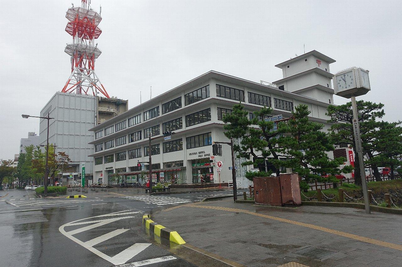 和歌山中央郵便局_c0112559_08091939.jpg