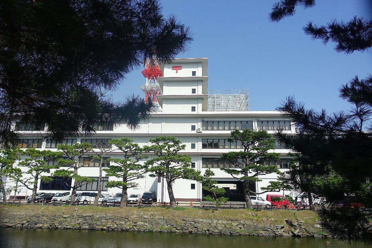 和歌山中央郵便局_c0112559_08111215.jpg