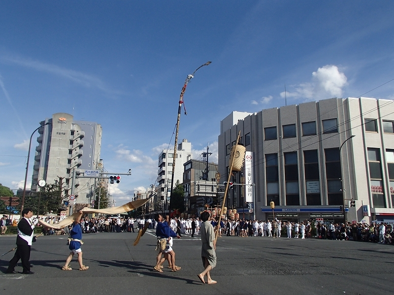 西院春日祭観賞ウオーク_b0044663_19083450.jpg
