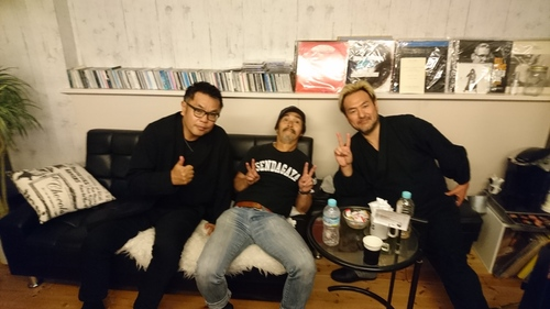 「中西圭三さんプロジェクトCD音源完成」_a0075684_910107.jpg