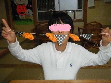 かぼちゃのガーランド_e0116086_11593873.jpg