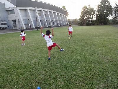 H30.Joyっ子塾 ボール蹴り_d0027501_18364448.jpg