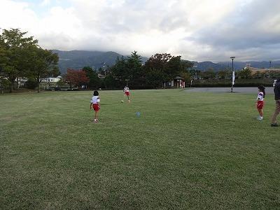 H30.Joyっ子塾 ボール蹴り_d0027501_18365766.jpg