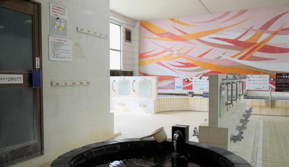 先週空ぶった西大島のサウナ付き銭湯「らかん湯」を目指し・・・。_e0120614_17591319.jpg
