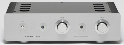 【新入荷】SUGDEN AUDIO A-21SE Integrated Amplifie_c0329715_18212498.jpg