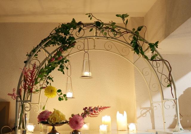 10月16日夜、キャンドルと器と花を自分で選ぶレッスン 11月レッスン増発のお知らせ_a0042928_14492130.jpg