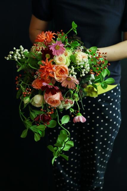10月16日夜、キャンドルと器と花を自分で選ぶレッスン 11月レッスン増発のお知らせ_a0042928_14560066.jpg
