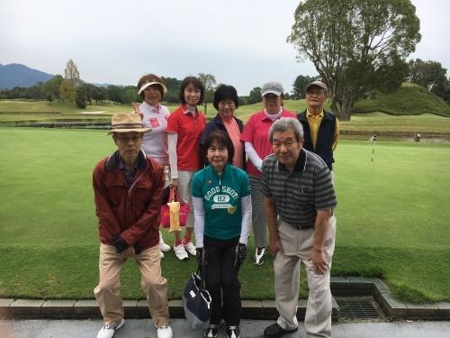 10月16日㈫ ゴルフ教室_c0113948_13443585.jpg