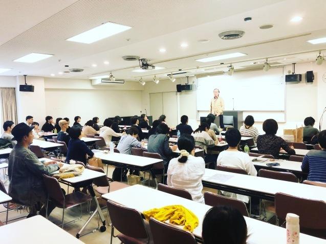 鏡を使って壁の向こうへ☆大津和壽先生のセミナーでした♪_c0195362_19404885.jpeg