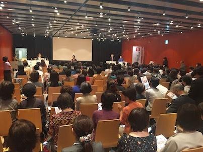 日本女性会議2018in金沢〜慢性病のある私を病の生活から救ったもの〜_e0024978_09415487.jpg