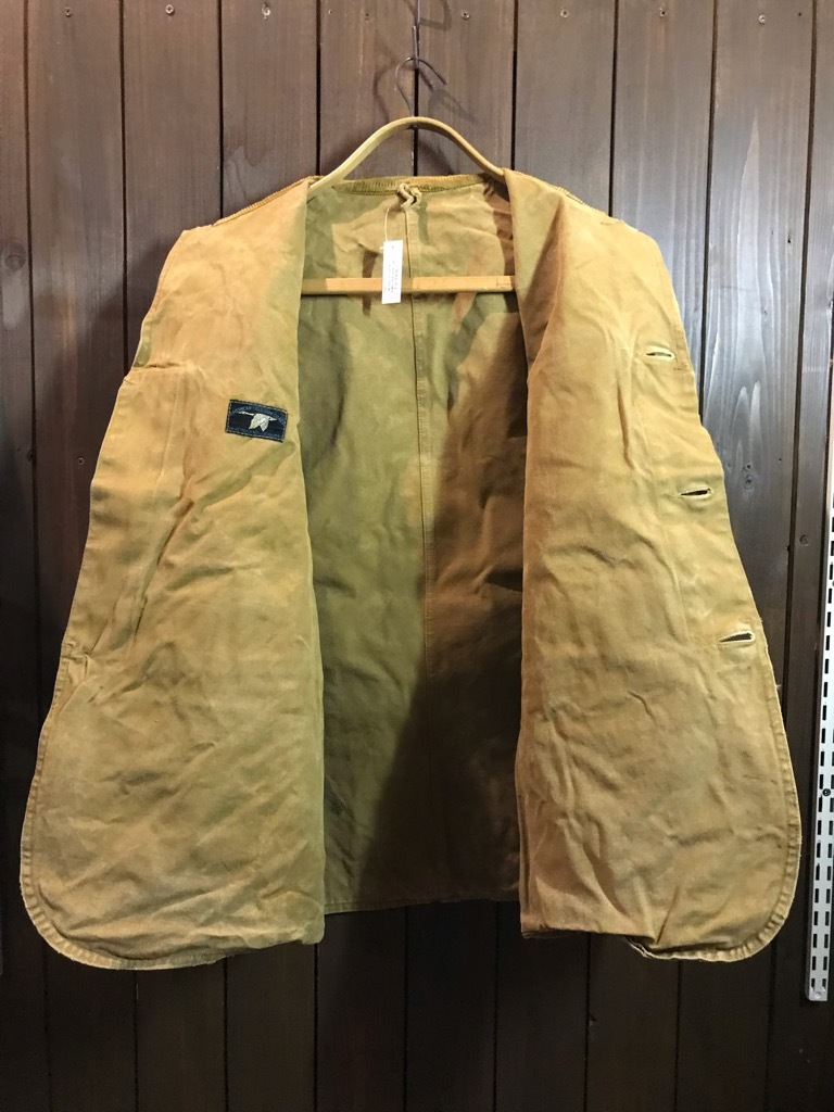 神戸店10/20(土)Laboratory入荷! #1 Hunting Jacket!!!_c0078587_18524479.jpg