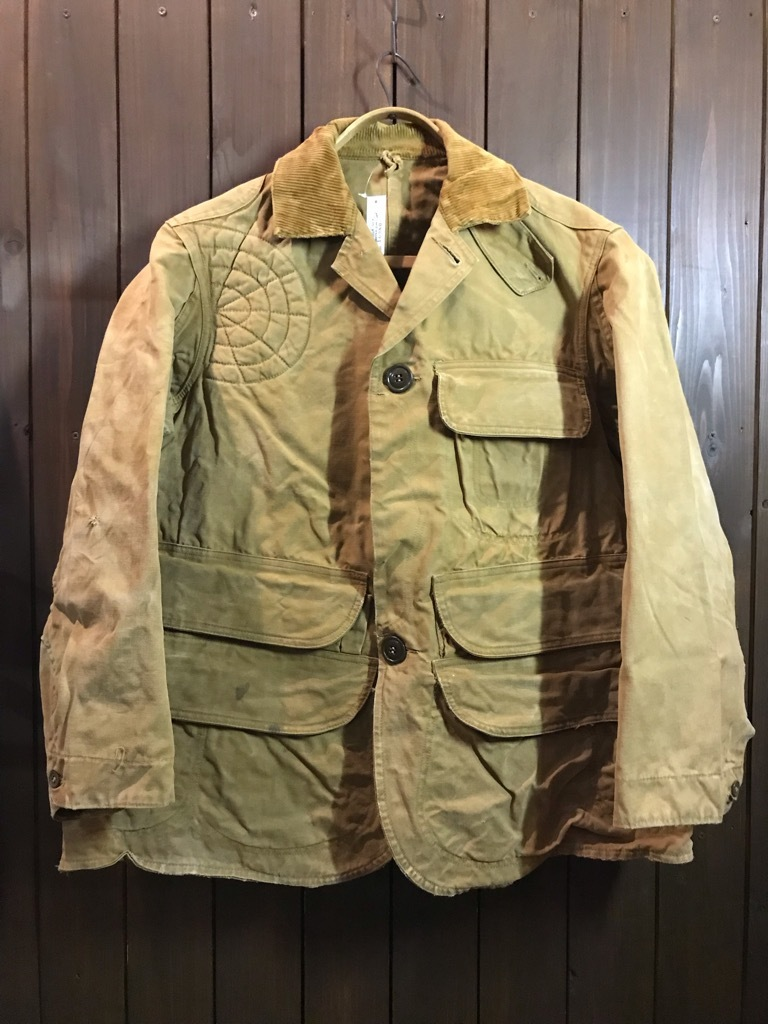 神戸店10/20(土)Laboratory入荷! #1 Hunting Jacket!!!_c0078587_18524516.jpg