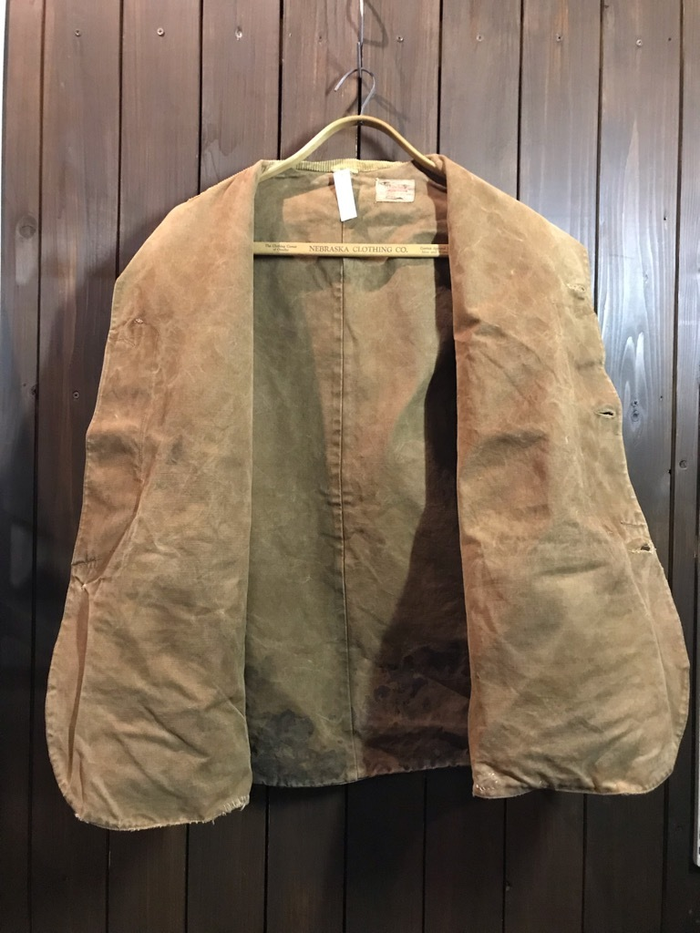 神戸店10/20(土)Laboratory入荷! #1 Hunting Jacket!!!_c0078587_19123450.jpg
