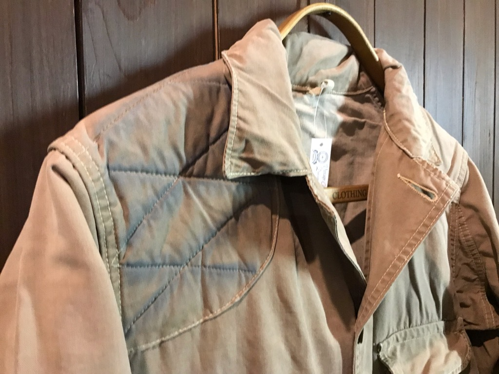 神戸店10/20(土)Laboratory入荷! #1 Hunting Jacket!!!_c0078587_19164466.jpg