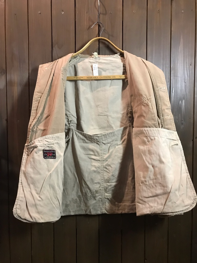 神戸店10/20(土)Laboratory入荷! #1 Hunting Jacket!!!_c0078587_19164571.jpg
