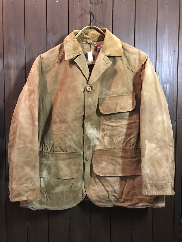 神戸店10/20(土)Laboratory入荷! #1 Hunting Jacket!!!_c0078587_19175987.jpg