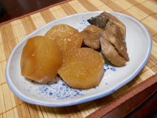 ぶり大根&山形青菜(せいさい)漬けの季節_f0019498_17204871.jpg