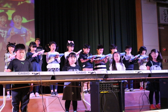 学芸会 児童公開日_d0162600_16140416.jpg