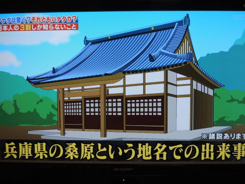 テレビ朝日 ハナタカ放送_b0287904_21430171.jpg