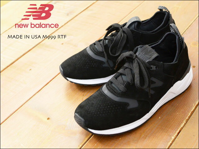 New Balance[ニューバランス] MADE IN USA M999 RTF [BLACK] MEN\'S_f0051306_17245599.jpg