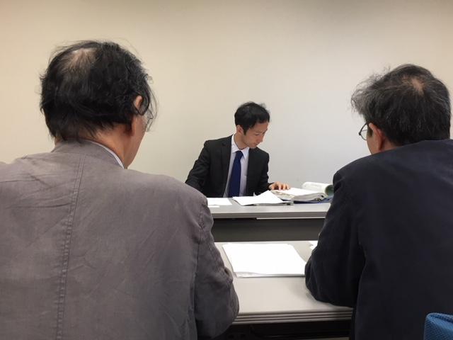 岡山大学へ 防衛装備庁助成研究の中止を求める申し入れ_e0246120_22263769.jpg