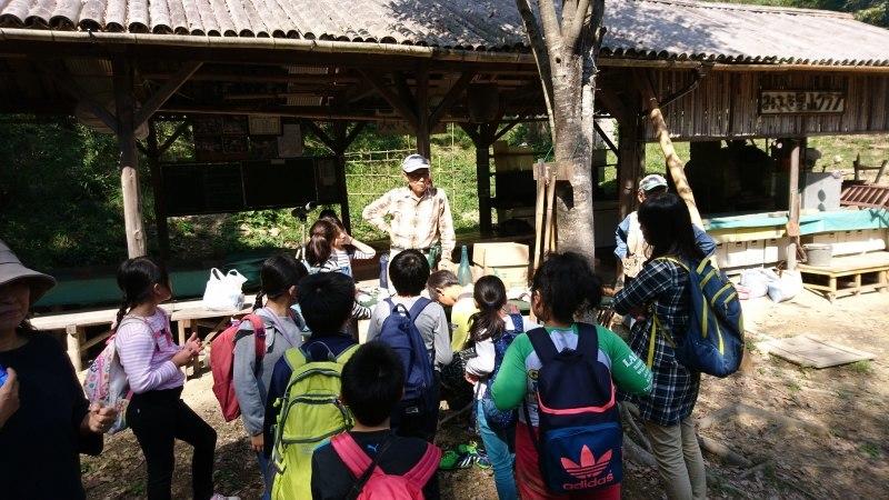 孝子の森にようこそ後輩_c0239329_20235399.jpg