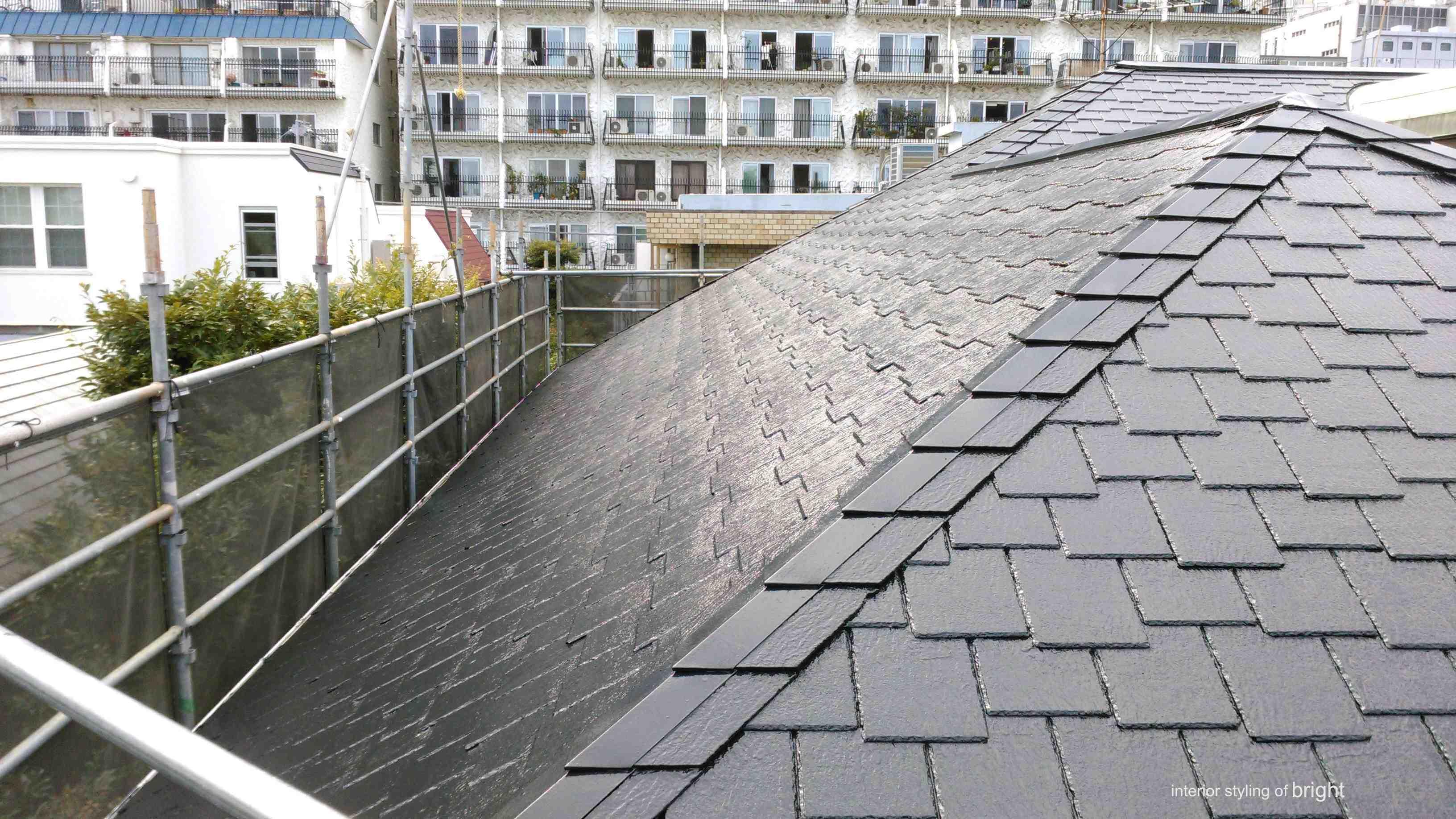 屋根外壁 塗装 その9_c0157866_15431166.jpg