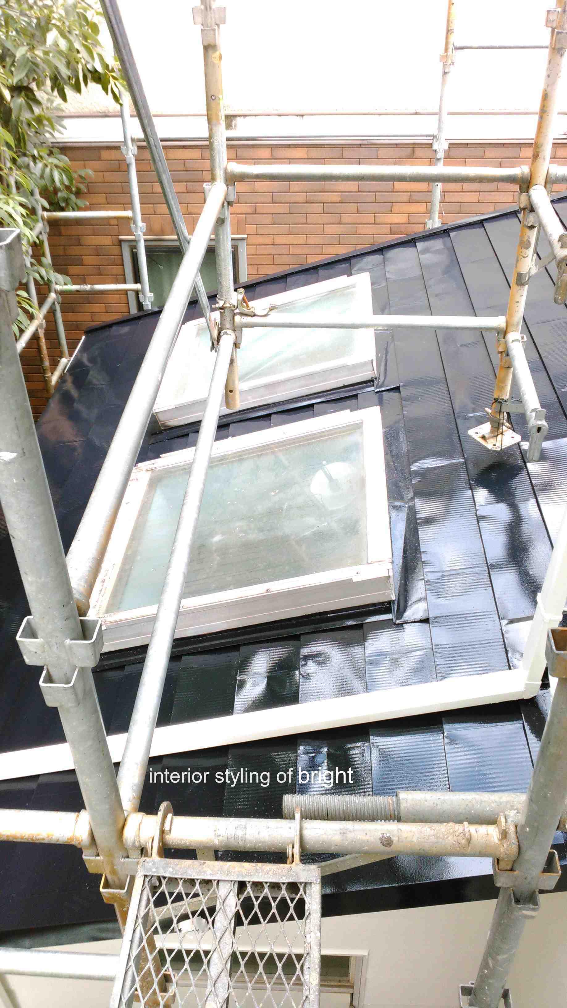 屋根外壁 塗装 その9_c0157866_15443046.jpg